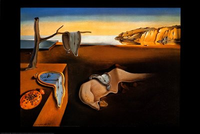 S Dali  - Clocks