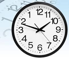backward clock